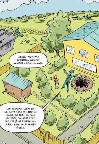 Søges: gode nordiske børneserier