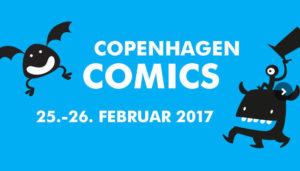 Copenhagen Comics til februar